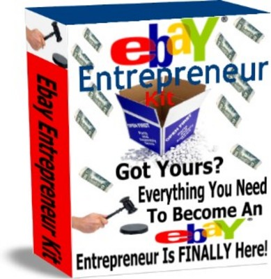 Product picture Ebay Entrepreneur Kit with Resale Rights